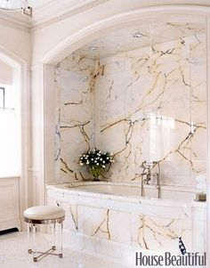 arched shower front