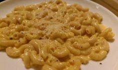 Secretly healthy mac and cheese |