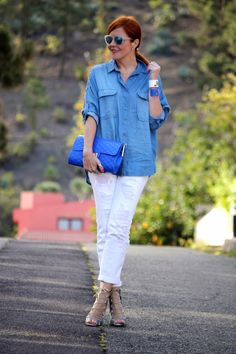 So cute by Guccisima: Blue denim