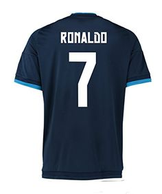 a552eee9405 Ronaldo  7 Adidas Real Madrid Third Soccer Jersey 2015 2016 YOUTH. (YXL