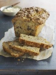 Apple Cheddar Nut Bread Recipe... Taste the difference of home made bread sliced fresh out of the oven.