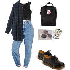 fashion grunge, fashion fall, grunge outfits, retro fashion, casual out Grunge Outfits, 90s Fashion Grunge, Look Fashion, Trendy Outfits, Retro Fashion, Fall Outfits, Fashion Outfits, Fashion Trends, Fashion Fall