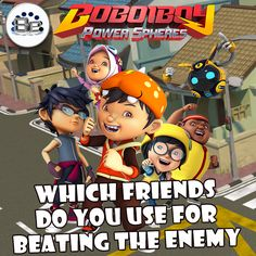 #GameKids #GameTeenager #teenager #mobilegames #iosgames #androidgames #BoboiBoyGalacticHeroes #BoBoiBoyGalaxy #BoBoiBoyGames #BoBoiBoy #Monsta #Gopal #Ying #Yaya #Fang #Ochobot #PowerSphera #Power #Cartoon