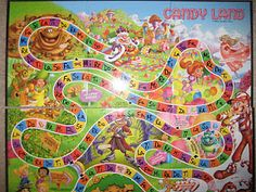 Solfege Candyland - great for centers :-)