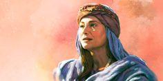 Imitate their Faith - Deborah - Wonderful article FREE downloads and teaching aids.