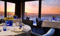 The Azure Restaurant at The Twelve Apostles Hotel and Spa