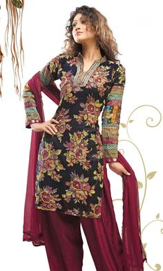 Trendy Designer Salwar Suit Designs