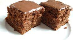 Bibi's Cakey Bakeys: Cocoa Squares (Croatian Recipe - Kakao snite)