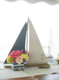 Nautical Chesapeake Bay Wedding | Ocean City Maryland Southern Wedding Inspiration