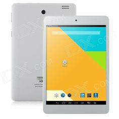 "iaiwai W781 7.85"" Android 4.4 Quad-Core Tablet PC w/ 1GB RAM, 8GB ROM, HDMI, Wi-Fi, Dual-Cam - White Price: $91.55"