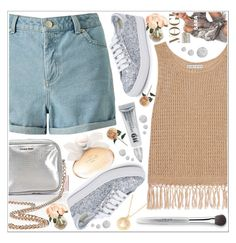 style by lena-volodivchyk on Polyvore featuring polyvore fashion style Alice + Olivia Miss Selfridge Marc Jacobs Victoria's Secret Trish McEvoy Urban Decay Topshop Pier 1 Imports clothing