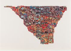 White Cube Hong Kong is set to present a new exhibition by Los Angeles-based artist Mark Bradford. The exhibition will run from the of May to the of August. Known for his multi-layered collaged paintings created from materials. Mixed Media Canvas, Mixed Media Art, Modern Art, Contemporary Art, Mark Bradford, Creative Connections, Art History, Black History, Japanese Prints