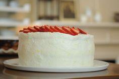 Lemon Birthday Cake recipe on Food52