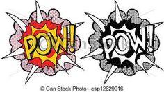 Výsledek obrázku pro nápis pop art