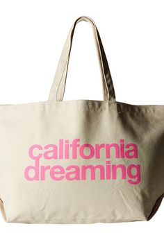 Dogeared California Dreaming Super Tote (Pink/Canvas) Tote Handbags - Dogeared, California Dreaming Super Tote, T20040, Bags and Luggage Handbag Tote, Tote, Handbag, Bags and Luggage, Gift, - Fashion Ideas To Inspire