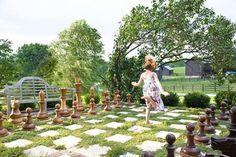 giant backyard chess