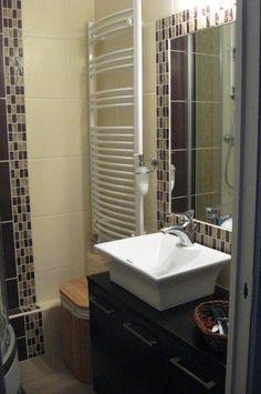 Panellakás felújítása - a fürdőszoba - ilyen lett