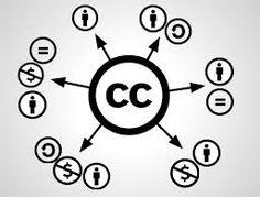 Elige la licencia CC para tus proyectos.