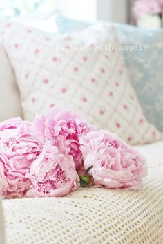 laughing with angels: Peony Love!