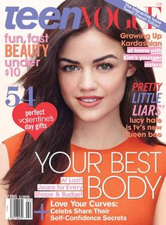 Lucy Hale February 2011