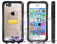 Nuestra carcasa favorita del Jueves! IPEGA PG-I5056 Superb Quality Waterproof Anti-bump Protective Case for iPhone 5/5S/5C (White)