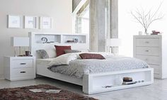 Summit Bedroom Furniture by Stoke Furniture from Harvey Norman New Zealand