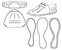 Historical Shoe Designs/Number 39. The Mary Rose shoe (1549)
