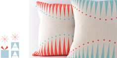 Gift of the Day: circus cushion cover