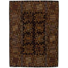 Swedish Flat-Weave Rug by Marianne Richter   From a unique collection of antique and modern russian and scandinavian rugs at https://www.1stdibs.com/furniture/rugs-carpets/russian-scandinavian-rugs/