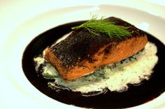 Chef Stewart Woodman is serious about fish  - The Hot Dish