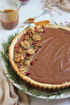 Mousse, Fun Desserts, Quiche, Fondant, Treats, Food, Cakes, Mini, Pie