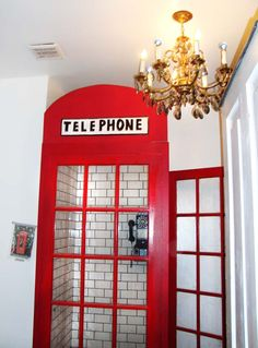 London phone booth, british decor, telephone booth, workspace design, diy c Wallpaper Quotes, Iphone Wallpaper, London Phone Booth, Whatsapp Pink, British Decor, Booth Decor, Telephone Booth, Shabby, Kate Spade Iphone