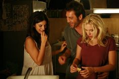 """""""Maria Elena used to say that only unfulfilled love can be romantic"""" Juan Antonio in Vicky Cristina Barcelona"""