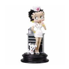 Betty Boop/Nurse Betty 5.5Figurine Toys
