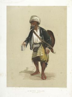 The Water Seller (1854)