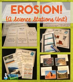 Erosion {A Science Stations Unit} $