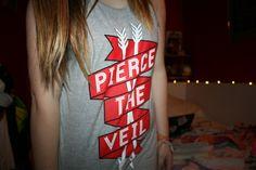 pierce the veil band merch. Want <3.<3