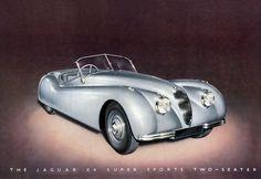 1949 Jaguar XK Super Sport Two-seater