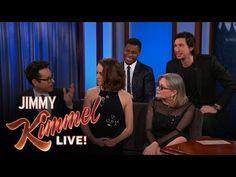 Camera Cachee Star Wars : Jimmy kimmel live: ard wars arden hayes vs the cast of star wars