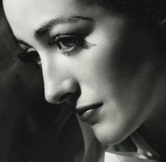 Joan Crawford by George Hurrell 1930's