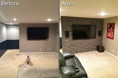 Commercial & Home Renovation Ideas | Stone Siding Photos
