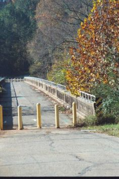 A photo of Bynum Bridge by Dr. John Shillito., a wonderful man and physician who passed away on March 16th, 2012