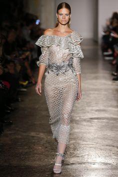 Francesco Scognamiglio Spring 2018 Ready-to-Wear Collection Photos - Vogue