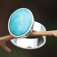 Amazonite Encounter from @NOVICA, They help #artisans succeed worldwide.