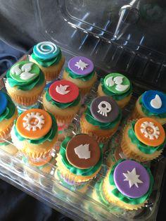 Skyland cupcakes