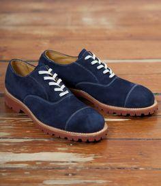 Addison FO Navy by Yuketen Sneaker Boutique 3034f8556