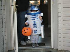 R2D2 Costume!