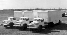 3 x Czepel Semi Trailer, Big Trucks, Old Cars, Cars And Motorcycles, Trailers, Track, Vehicles, Vintage, Greece