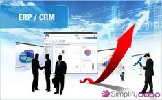 #ERP, #ERMsoftware can boost sales of any business be it small or big. The CRM software includes various advantages like http://www.simplifyodoo.com/odoo-suite/sales/CRM.php