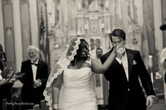 {Real Curvy Wedding} Multi-Cultural Budget Wedding in Boston by Kristin Chalmers Photography